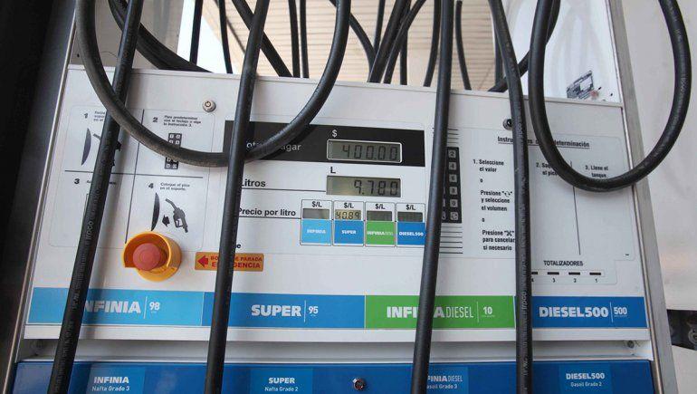 Cómo sigue el precio del combustible