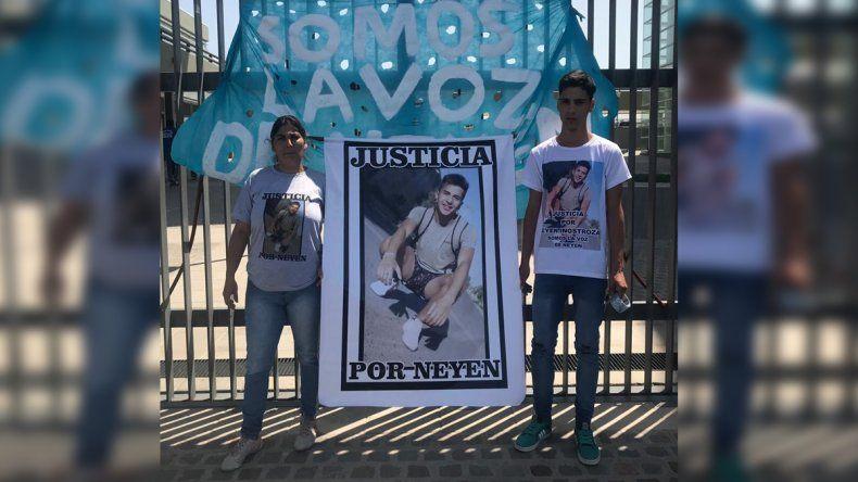 Acusaron a un hombre por el crimen de Neyen Inostroza en Centenario