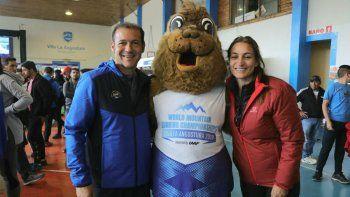 arranca el primer mundial de atletismo que se organiza en el pais