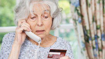 estafas telefonicas: piden a los bancos que se hagan cargo