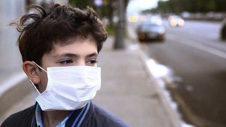 Cómo sufrirán los niños los cambios climáticos