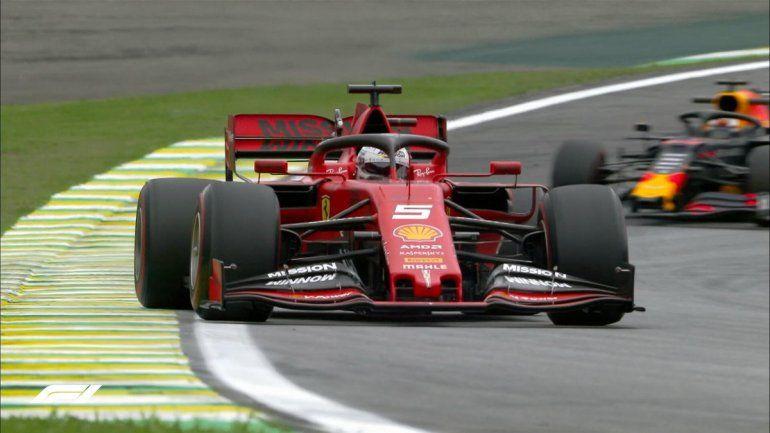 Una medida del gobierno de Bélgica pone en duda el GP de F1