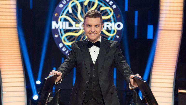 Del Moro deja ¿Quién quiere ser millonario?