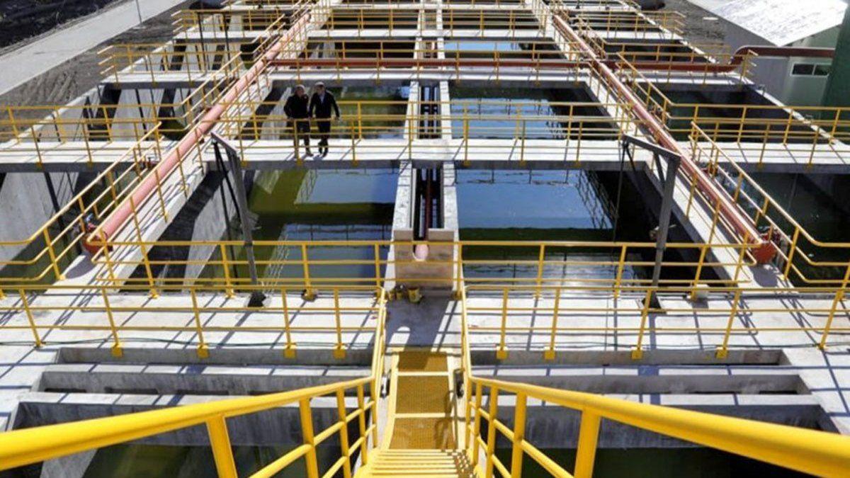 La Angostura: aval para que el EPAS maneje la planta - Lmneuquen.com