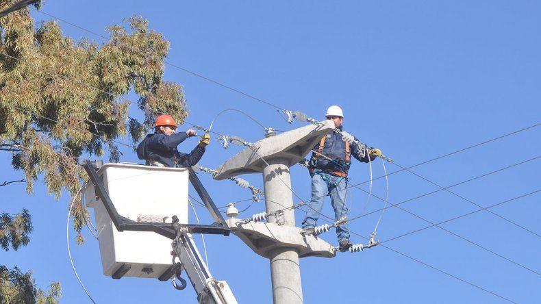 CALF aseguró que no habrá cortes  de luz en el verano