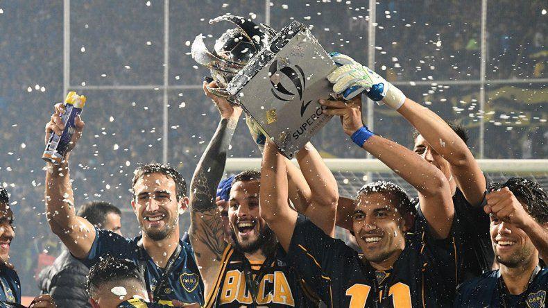 River puede este año igualar a Boca como más ganador