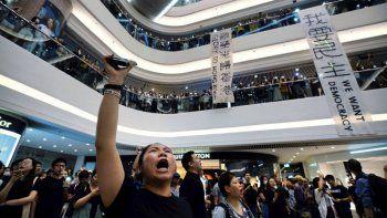 universidad: liberan en hong kong casi todos los campus