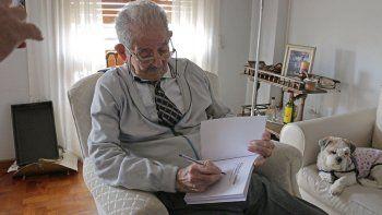 pastor gutierrez: un testigo viviente de todo el siglo xx
