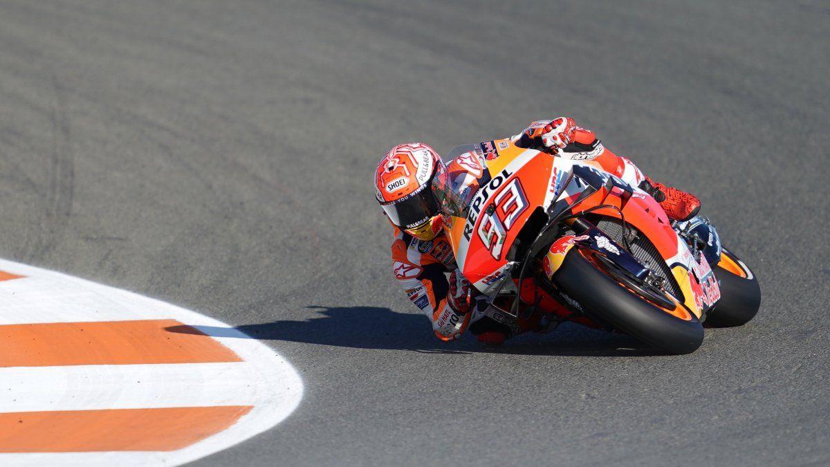Márquez cerró el año del Moto GP con una nueva victoria - Lmneuquen.com