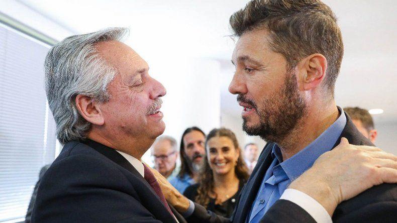 Tinelli se emocionó con Alberto: Ojalá esta epopeya nos una a todos