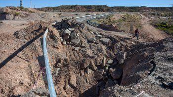 el crater de ruta 7 recien se arreglara para navidad