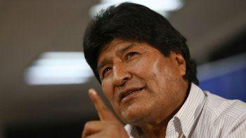 evo morales denuncia que hubo 24 muertos en cinco dias en bolivia