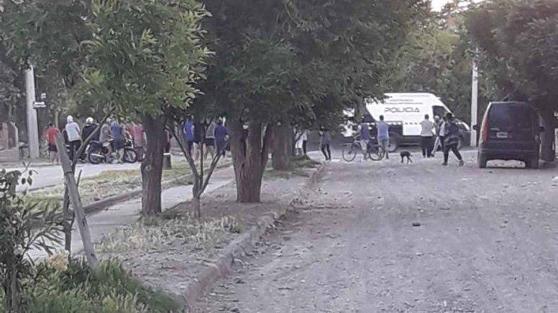 Valentina Sur: tensión y preocupación por enfrentamientos de bandas antagónicas