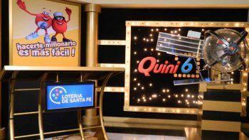 El sorteo del Quini 6 puso en juego una millonada.