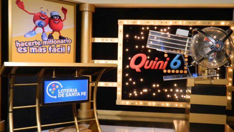 Salió el Quini y un apostador se llevó 50 millones de pesos