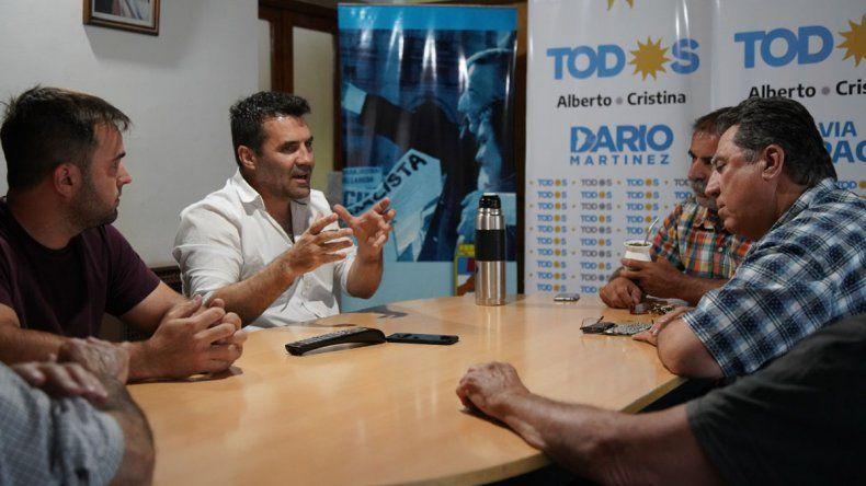 Buscan que la fruta del Valle sea parte del plan Argentina contra el hambre