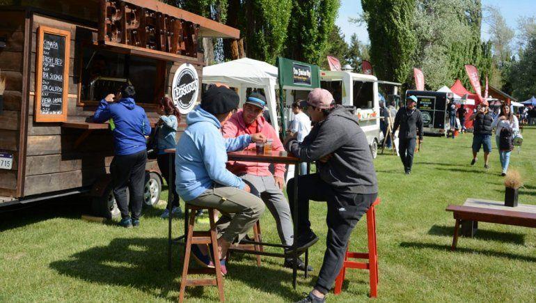 Los cerveceros del sur disfrutaron de una fiesta en Junín