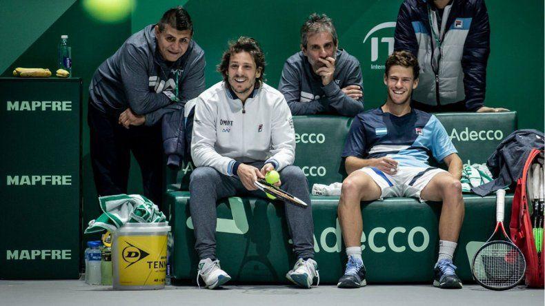 Ante Chile comienza la ilusión argentina en la nueva Copa Davis