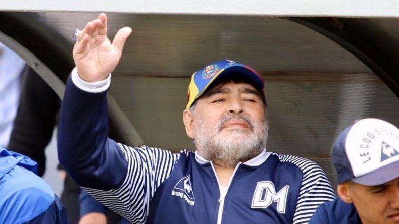 Maradona tiene las horas contadas en Gimnasia