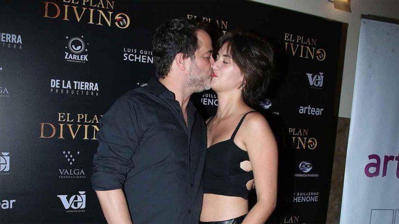 Gastón Pauls desató una fuerte polémica en las redes por la edad de su novia
