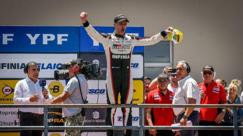 Matías Rossi y su motivación por seguir ganando