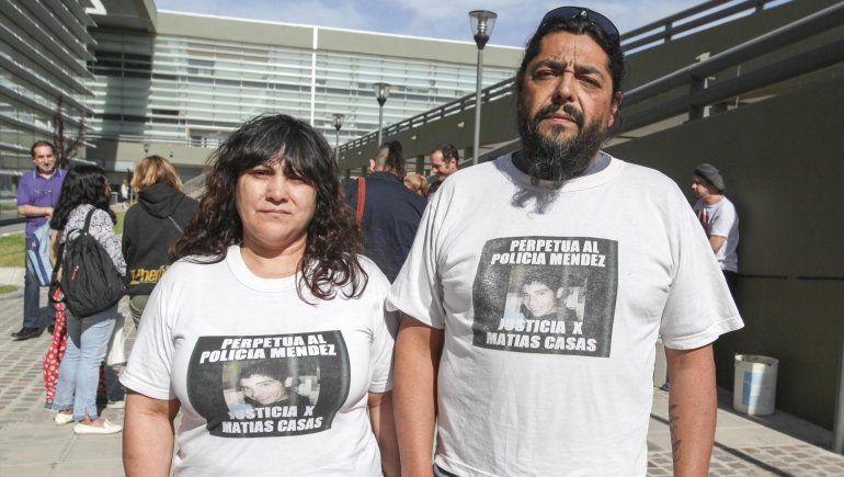 Gatillo fácil: la defensa de Méndez pidió que se le reduzca la pena seis meses