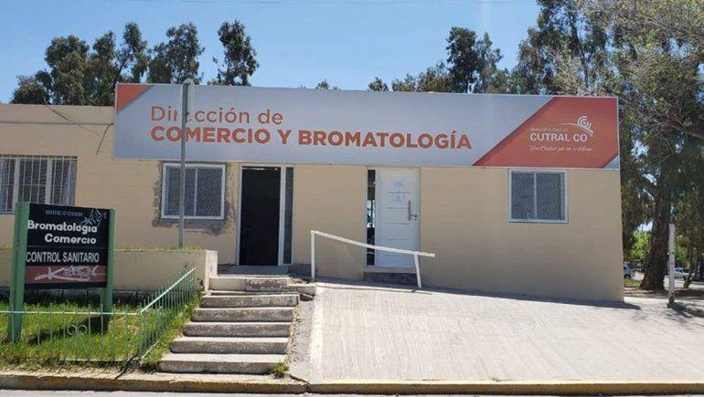 Cutral Co: se llevaron electrónica de la Dirección de Bromatología