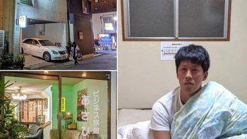 insolita iniciativa de hotel japones: pagas solo un dolar, pero te filman las 24 horas