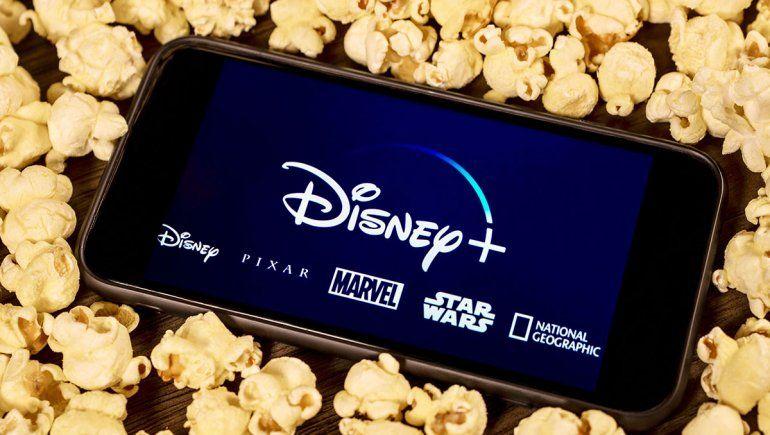 Hackearon miles de cuentas del servicio Disney+