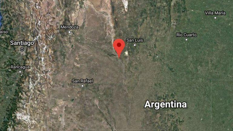 Un fuerte sismo de 6,3 grados sacudió Mendoza y se sintió en Neuquén
