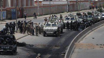 bolivia: represion para liberar rutas dejo tres muertos