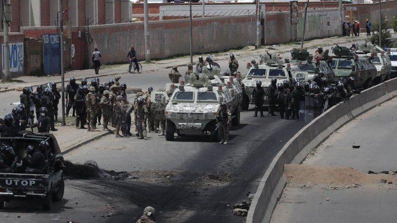 Bolivia: represión para liberar rutas dejó tres muertos