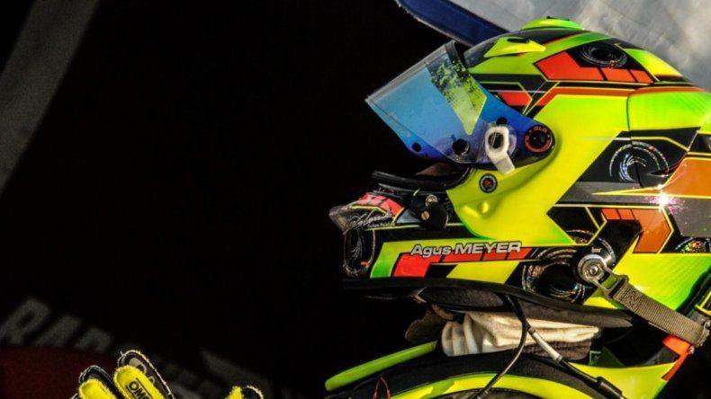 Agustín Meyer, un nuevo debutante en la Fórmula 2.0 Renault