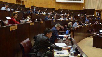la legislatura aprobo el presupuesto 2020