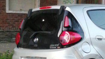 insolita ayuda para alguien que perdio el auto
