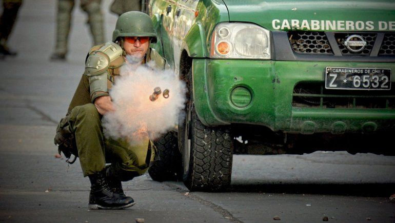 ONG denuncia graves violaciones a los DD.HH. en Chile