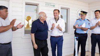 gutierrez presidio dos aniversarios en el centro de la provincia