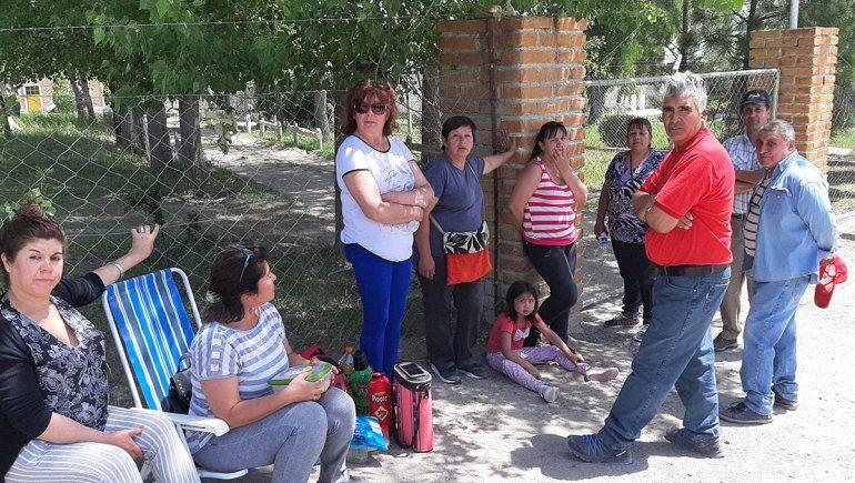 Mariano Moreno: vecinos protestan por falta de agua
