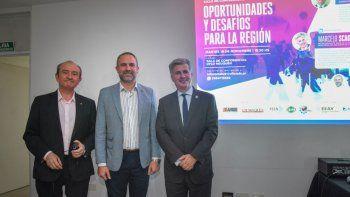 exitosa jornada en la uflo sobre los desafios para la region