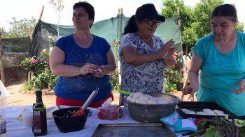 jornada de cocina en cuenca xv para presentar las habas