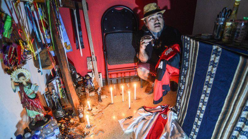 Nueve de oro: el Brujo Atahualpa pudo hasta con Gallardo y mantiene asombroso invicto