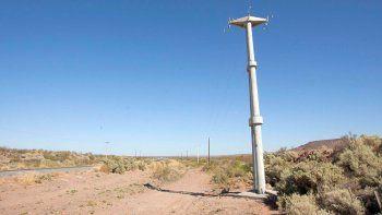 primer paso para la electrificacion rural de la zona sur