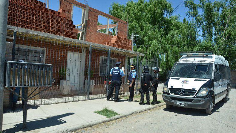 La violencia en Valentina va de la mano de los narcos