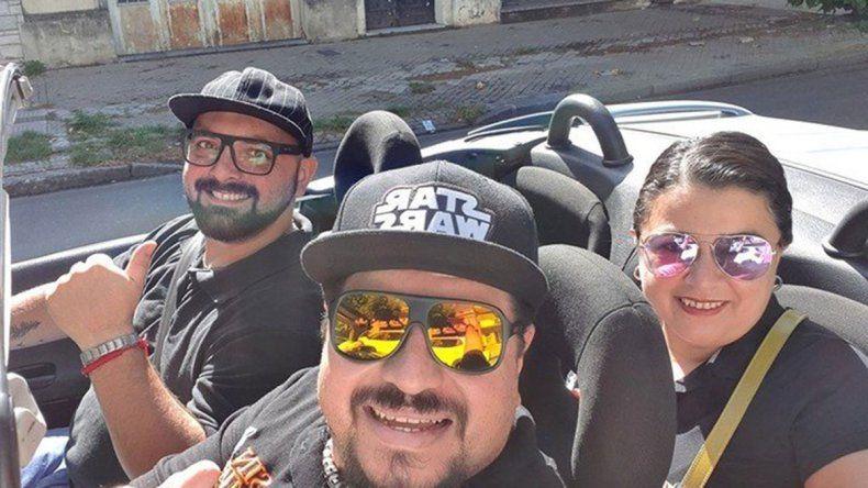 En un cementerio, detuvieron a un youtuber mexicano
