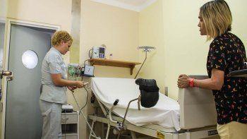 salud instalara camas para partos respetados en los hospitales