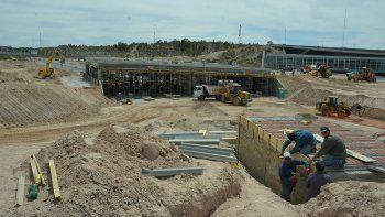 al final, la obra del nodo vial sera inaugurada por la gestion gaido