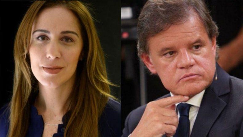 El romance del año: Quique Sacco y María Eugenia Vidal, ¿están de novios?