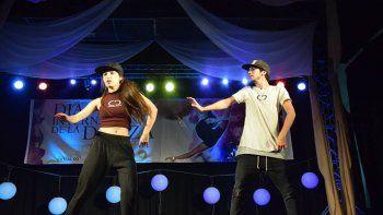 al ritmo del hip hop, bailarines de cutral co llegaron a florida