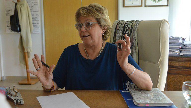 Cristina Storioni: La escuela secundaria tiene que ser dinámica