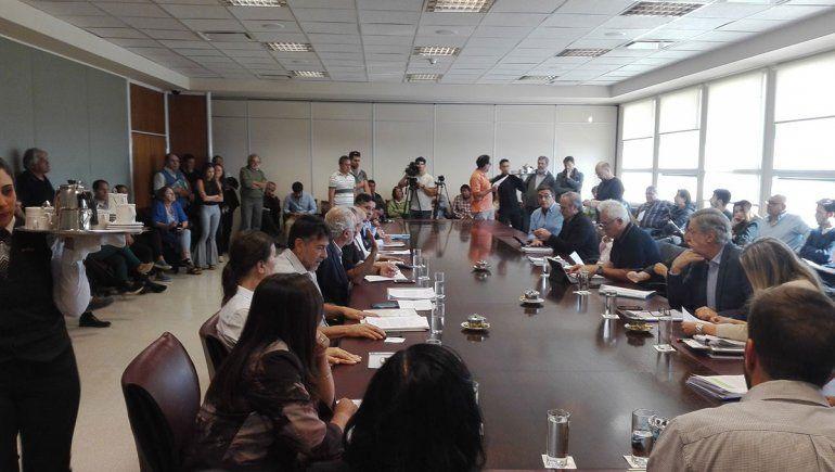 Diputados frenaron el tratamiento dela ley de bosques